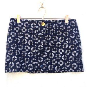 Juicy Couture | mod mini skirt retro vibes m
